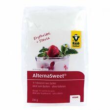 Raab Vitalfood eritritolo & Stevia Dolcificante 700g, a basso contenuto di carboidrati, zero calorie