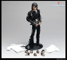 1/6 Star Toys Action Figure Michael Jackson Bad Ver. Movable Eyes Not DX03 HT
