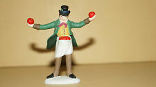 DICKENS VILLAGE DEPT DEPARTMENT 56 MAN CARRYING APPLES FIGURINE ACCESSORY