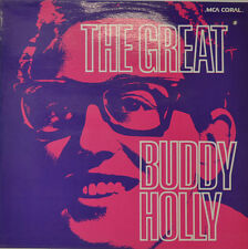 Buddy Holly the Great Coral 52007 LP (y14)