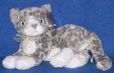 TY PURR the CAT BEANIE BABY - MINT with MINT TAGS