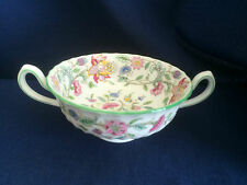 Minton Haddon Hall 2 handled soup bowl (possible second)