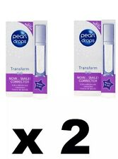 2x Pearl Drops Transform Now Smile Corrector Instant White Ultra Tooth White 5ml
