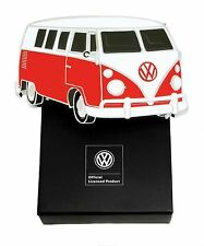 Volkswagen Belt Buckle VW Camper - Red & White - Authentic Officially Licensed