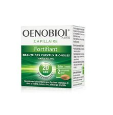 Oenobiol Fortfiant 180 Caps for beautiful hair and nails 3 month supply
