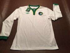Nwt Umbro New York Cosmos LongSleeve Away Jersey Size L 44 $80 -Free Shipping