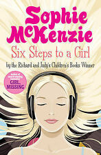 """Six Steps to a Girl, Sophie McKenzie, """"AS NEW"""" Book"""
