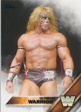 #98 ULTIMATE WARRIOR 2016 Topps WWE