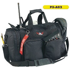 Avcomm Deluxe Duffle Style Flight Bag P3-A02