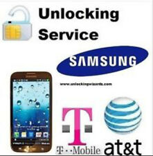 Samsung unlock code for Galaxy S5, S4,  Note 4, AT&T T-Mobile USA All Model 100%