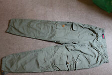 FJALLRAVEN PANTS TROUSERS WOMEN´S SIZE 38 TREKKING OUTDOOR SENDERISMO