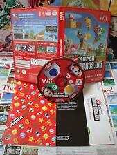 Nintendo Wii:New Super Mario Bros [TOP & 1ERE EDITION] COMPLET - Fr