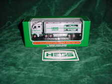 2013 HESS TOY TRUCKS CHRISTMAS GIFT MINIATURE TRUCK AND RACERS TRUCK TOYS