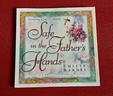 COMFORT Gift Book SAFE IN THE FATHER'S HANDS Knowing God's Comfort BARNES pb