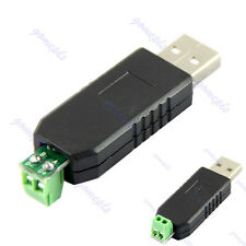 Win7 XP Vista Linux Mac OS WinCE5.0 USB to RS485 485 Converter Adapter Support