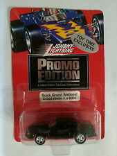 Johnny Lightning Promo Edition Buick Grand National Mint On Card