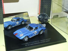 CHEVROLET CORVETTE GRAND SPORT N°80 NASSAU SPEED WEEK UNIVERSAL HOBBIES 1:43