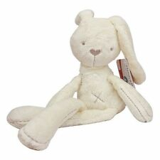 Cute Soft Smooth Bunny Rabbit Plush Stuffed Animal Toy Bolster Sleep Appease