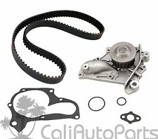 FITS: 90-95 TOYOTA MR2 CELICA 2.2L 5SFE DOHC ENGINE TIMING BELT & WATER PUMP SET