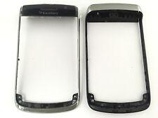 Original Blackberry 9700 Bold Front Cover Gehäuse Schale Rahmen A Cover Schwarz