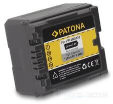 Akku Batterie accu battery f. Panasonic NV-GS320, NV-GS330, NV-GS500, NV-GS60