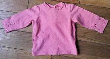 T-shirt Rose Marèse 3 mois Excellent état