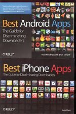 Best iPhone Apps by Clark & Best Android Apps by Hendrickson&Sawyer(PB,O'Reilly)