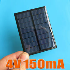 2pcs x 4V 150mA 0.6W Mini solar Panel small solar cell PV module for Solar DIY