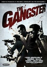 THE GANGSTER 2013 Thai dvd GANGLORDS 1960s Era Bangkok SAKARIN SUTHAMSAMAI