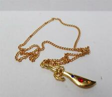 Japanese Animation Pretty Soldier Sailor Moon Metal Pendant Neck Chain Cosplay E