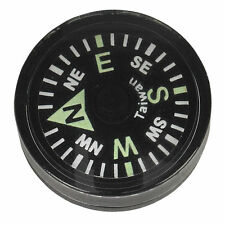 NDUR Button Compass Tactical Survival Direction Camping Army Boy Scouts 51590