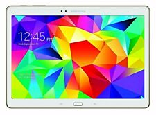 "Samsung Galaxy Tab S SM-T807V 10.5"" Tablet 16GB WiFi + 4G Verizon Unlocked White"