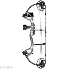 @NEW@ 2016 Bear Archery CRUZER LITE Realtree Camo RTH Compound Bow Package! RH