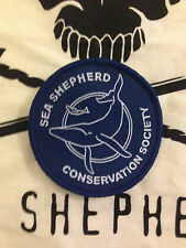 Sew-on Patch: Classic   Sea Shepherd Cloth Badge