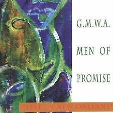 G.W.M.A. Men Of Promise 2000 CD OOP Sealed NEW