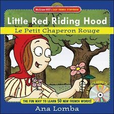 Le Petit Chaperon Rouge by Ana Lomba (2006, CD-ROM / Hardcover)