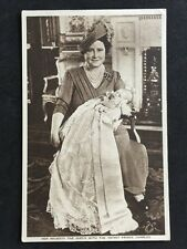 Vintage Postcard - RP Royalty #94 - Photochrom Co - Queen Mother Prince Charles