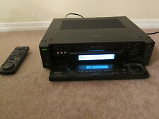 Sony SLV-R1000 vcr vhs play recorder with remote