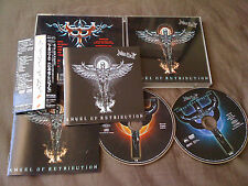 JUDAS PRIEST/ angel of retribution /JAPAN LTD CD&DVD OBI