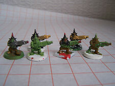 Warhammer 40k Ork Gretchin / Grots x 6 (2nd edition, OOP)