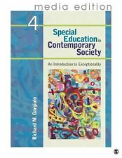 Special Education In Contemporary Society by Richard M Gargiulo 4th Edition