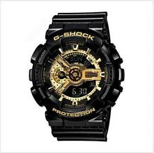 Casio Men's G-Shock GA110GB-1A Black Resin Quartz Fashion Watch