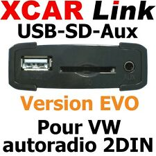 XCARLink USB-SD EVO VW Golf,Polo,Passat,Touran,Tiguan,Jetta...