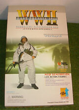 DRAGON 1/6 SCALE WW II GERMAN EX DISPLAY GERHARD WINTER WEHRMACHT PANZERJAGER