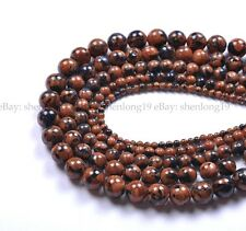 "16"" lot Natural Gemstone Round Spacer Loose Beads 4MM  Wholesale"