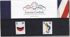 GB Presentation Pack 358 Entente Cordiale. 2004 10% OFF FOR ANY 5+
