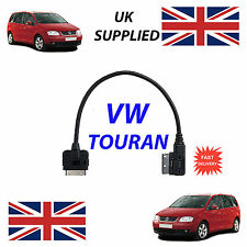 VW TOURAN AMI MMI 000051446L iPhone iPod in car Cable replacement