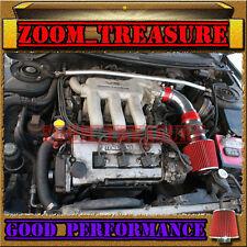 RED 1993-1997/93-97 FORD PROBE GT/MAZDA MX6/626 2.5 2.5L V6 AIR INTAKE KIT TB