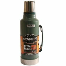STANLEY FLASK 1.9L STAINLESS STEEL VACUUM BOTTLE DRINKS 1.9 LITRE THERMOS XL NEW