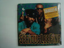 SLF Serious Lee Fine Nothing Can Stop Us ORIG US LP HIP HOP HYPE STICKER